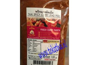 Thaise Pittige Kerrie (Pad Ped) 120g
