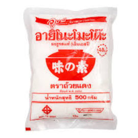 AJI-NO-MOTO Red Bowl Ajinomoto Monosodium Glutamate 500g