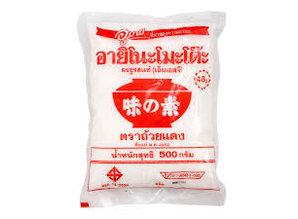 AJI-NO-MOTO Red Bowl Ajinomoto Mononatriumglutamat 500g
