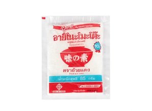 AJI-NO-MOTO Red Bowl Ajinomoto Mononatriumglutamat 85g