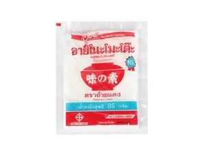 AJI-NO-MOTO Rode Kom Ajinomoto Monosodium Glutamaat 85g