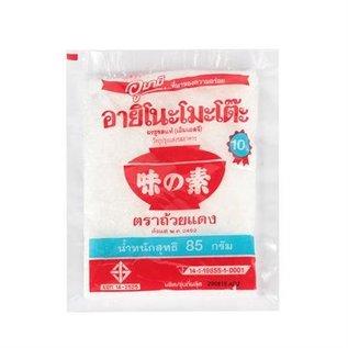 AJI-NO-MOTO Red Bowl Ajinomoto Monosodium Glutamate 85g