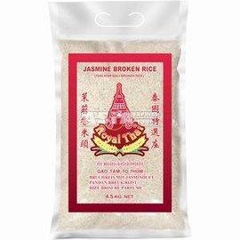 ROYAL THAI Broken Jasmine Rice 4.5kg