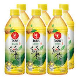 OISHI Green Tea Honey-Lemon