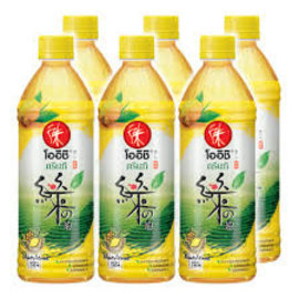 OISHI Groene thee Honing-citroen