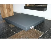 Lobbes Lounge matras (orthopedisch) antraciet