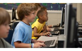 Van digitale hulpmiddelen worden dyslectische kinderen toch lui??
