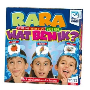 RARA, wat ben ik?