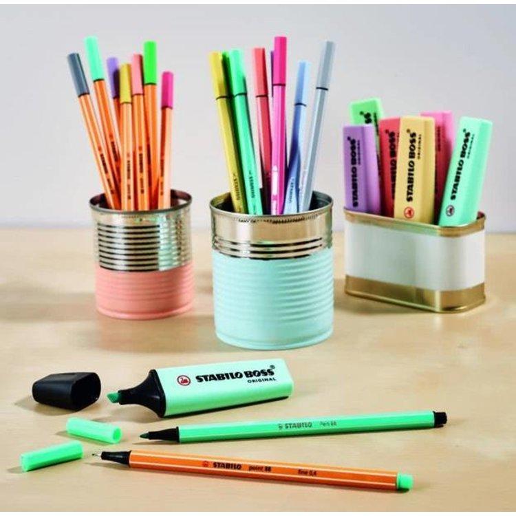 Stabilo Boss Pastel Markers