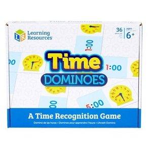 Tijd Dominospel