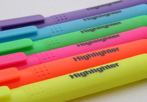 Fineliners en markers