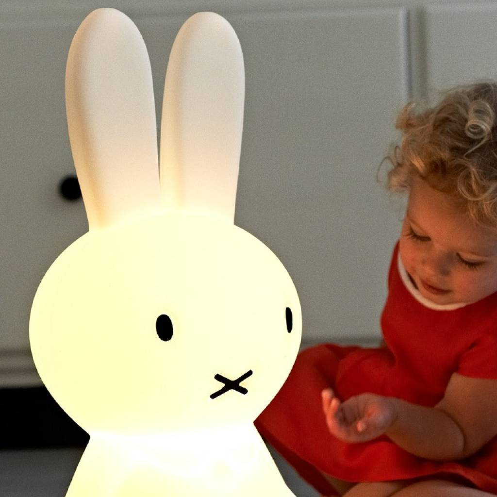 Mr Maria Miffy Lamp Small Poldesign