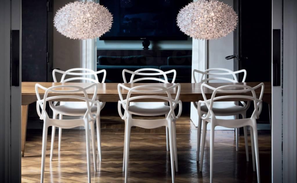KARTELL KARTELL Masters Chair in White 5 1 GRATIS DESIGN