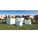 Fiberstone Blanc brillant Jumbo - blanc élégant boîte de fenêtre haute brillance dans différentes tailles!