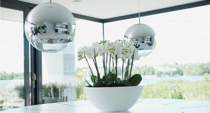 Pots de fleurs d'intérieur