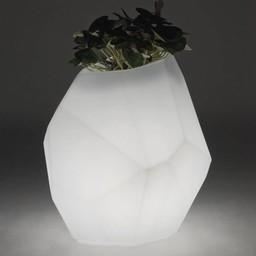 Slide Design Secret Light Bloempot