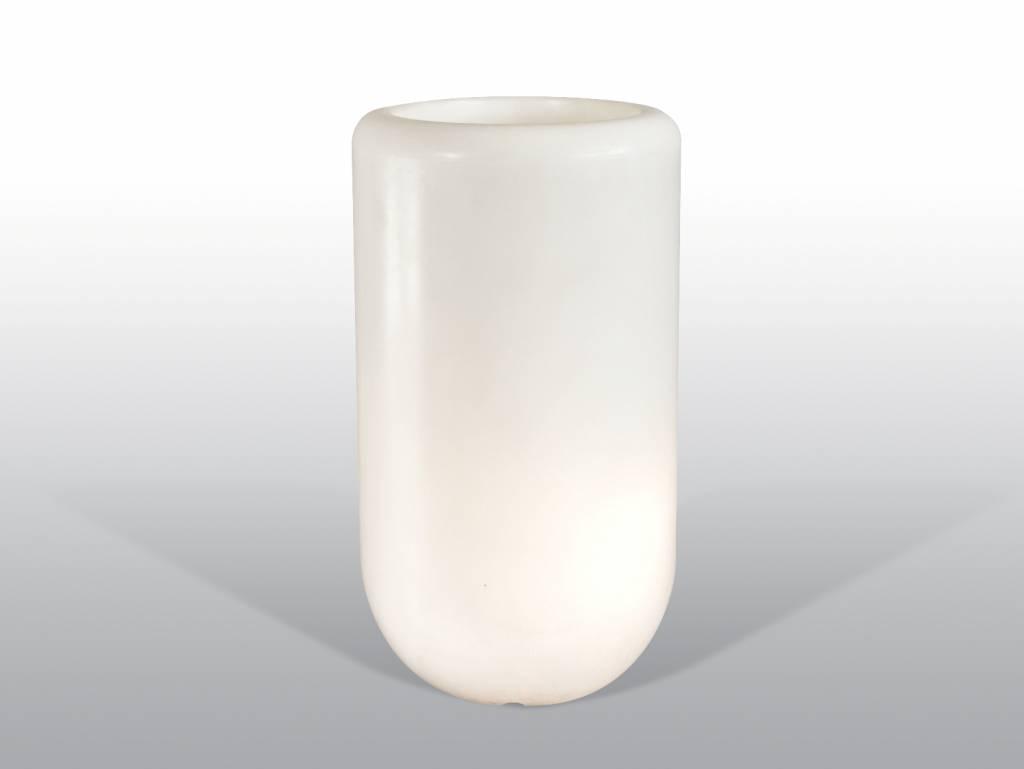 Bloempot Met Licht : Bloom! pill bloempot met verlichting. designpotshop.be