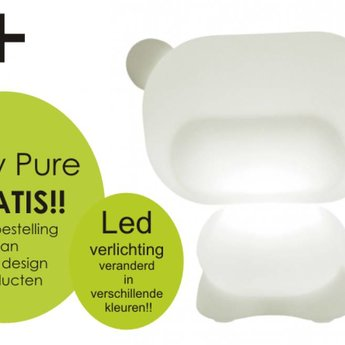 Slide Design Secret Light. Illuminate your home or patio!