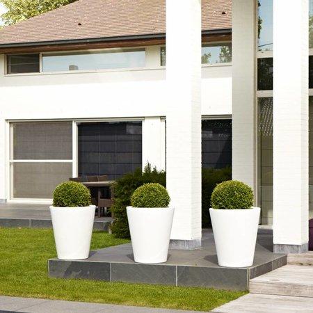 Otium Design Olla 70. Pot de fleurs de couleurs différentes pour intérieur et extérieur.