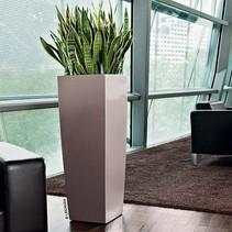 Cubico Alto 40 Flowerpot