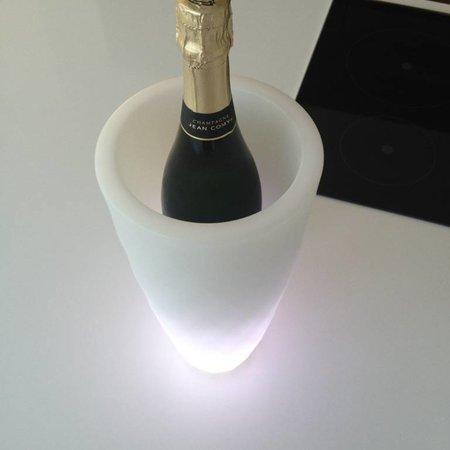 VONDOM Nano Led Macantero vases - Verlichte Design Bloempot