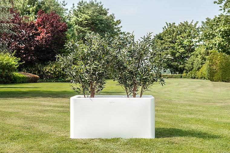 Bloempotten Buiten : Stijlvolle polyethyleen bloempotten voor buiten ...