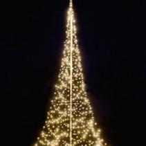 Fairybell arbre de Noël H600cm / 600 lumières LED