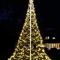 Fairybell Kerstboom H600cm / 960 LED Lampjes