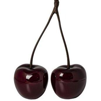 Amour cerise. Belle conception de pomme intérieur et extérieur!