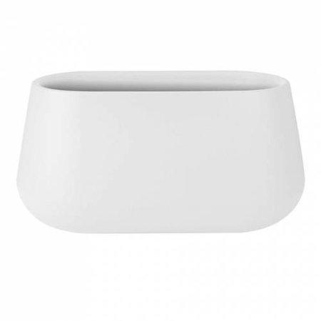 Elho Elho Pure Cone Long- Witte bloempot 74 x 39cm H36cm -15% korting online bestellen!