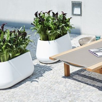 Elho Pure Cone Long- Stylish pot now with a nice discount!