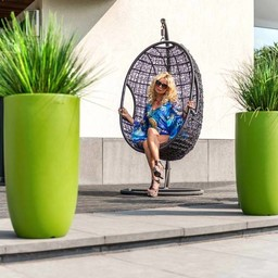 Otium Design Amphora 75. Flowerpot