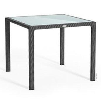 Lechuza Lechuza Tuinset (tafel vierkant) Optimaal zitcomfort met Lechuza!