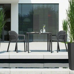 Lechuza Lechuza Meubles de jardin (table carrée)