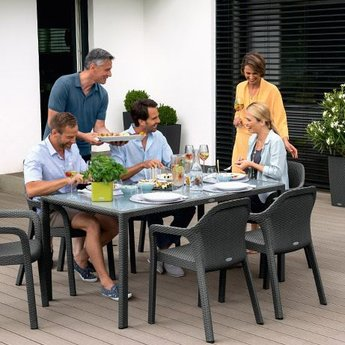 Lechuza Lechuza Garden furniture (table rectangle) Optimal comfort with Lechuza!