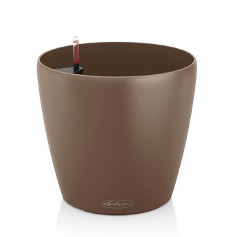 Lechuza Classico Color Flowerpot - Timeless with a classic look