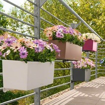 Balconera Color Bloempot