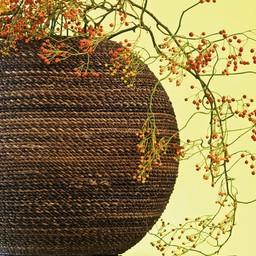 Fleurs Ami Beach Natural Weave