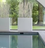 Otium Design Murus 90. Pot de fleurs de couleurs différentes pour intérieur et extérieur.