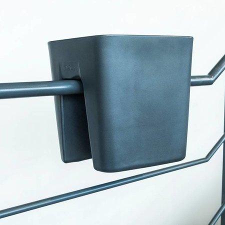 Otium Design Pendulum Square. Bloempot in verschillende kleuren voor binnen en buiten.