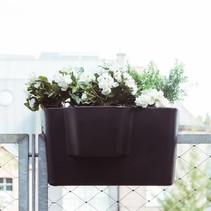 Pendulum long Pot à fleurs