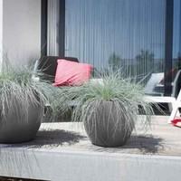 Elho pure ronde: Pots de fleurs jardinières rondes et dans tous les types et tailles!
