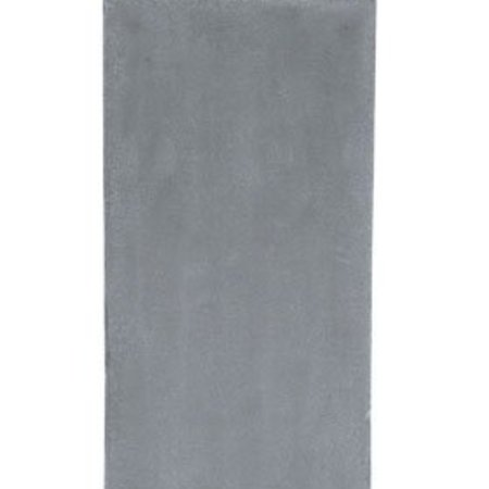 Fiberstone Bouvy - Strakke bloempot in zwart en grijs. Stijlvolle natuurlijke uitstraling!
