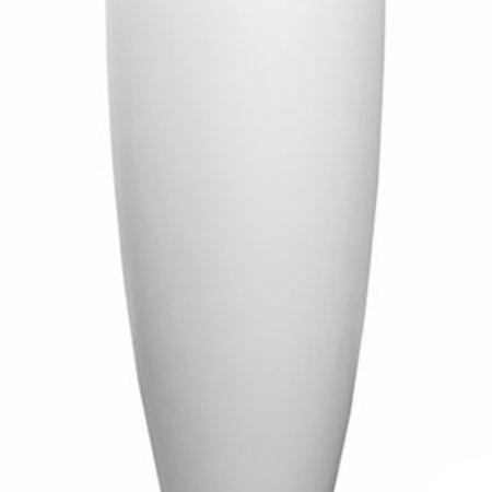 Fiberstone Glossy Dax. Flowerpot Belle haute brillance laquée!