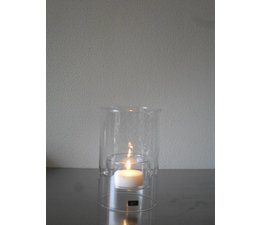 Periglass Cilinder T-licht