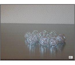 Periglass mini wire ball 3cm