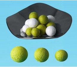 Periglass Foam ball lime 5cm