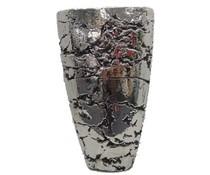 Periglass Vaas Acacia old silver 49 cm