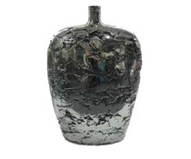 Periglass Vaas Acacia old silver 70 cm