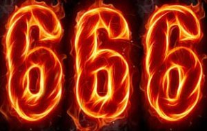 666 - THE MARK OF THE BEAST - VOLK WORDT WAKKER